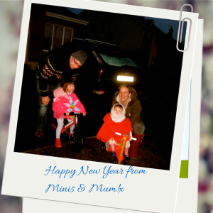Happy New Year from Minis & Mum!x-2