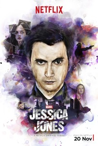 Jessica Jones - Kilgrave Artwork